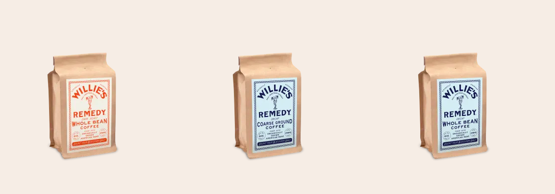 Willies Remed CBD Coffee